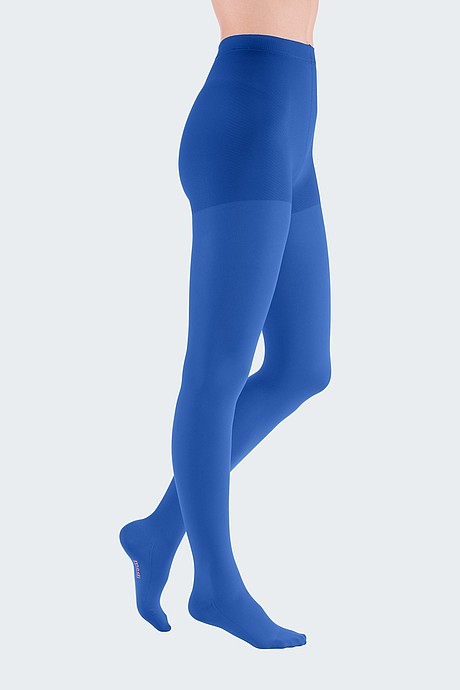 mediven comfort compression stockings veanous treatment royal blue