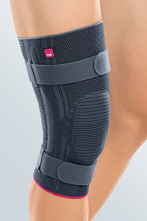 Genumedi plus knee supports silver medi