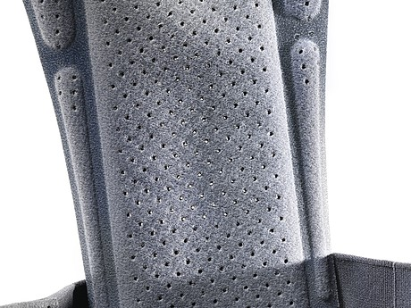 Spinomed material