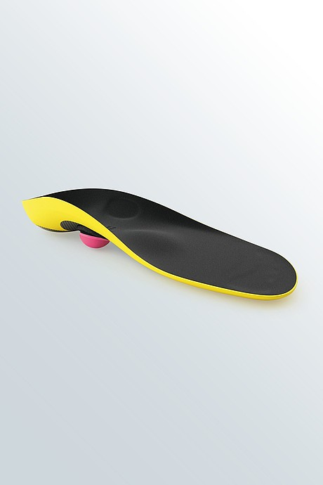 Insole carbon foot problems