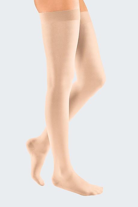 mediven elegance compression stockings veanous treatment rosé