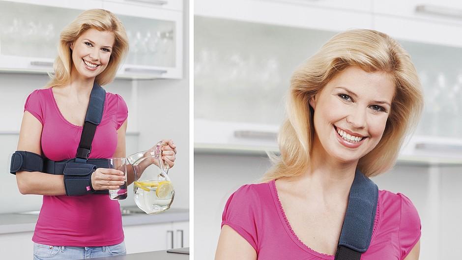 medi Arm fix woman kitchen