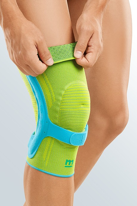 Genumedi PSS knee support silicone pelotte