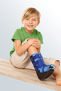 lower leg foot orthosis compression children