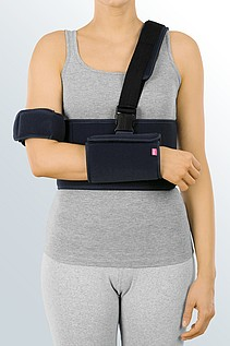 orthosis shoulder joint stable