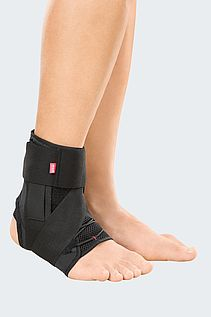 medi ankle brace black