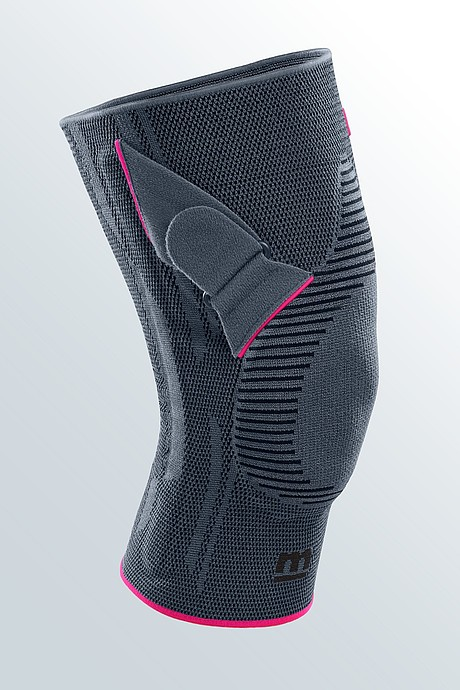 Genumedi PT knee support extra wide silver