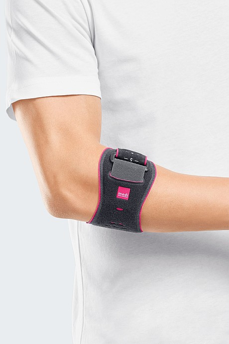 medi Epibrace Epicondylitis supports magenta from medi