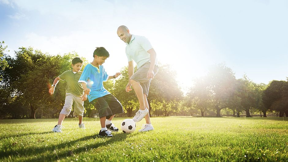 protect series image picture family soccer