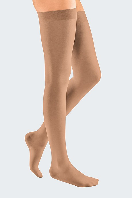 mediven elegance compression stockings veanous treatment bronze