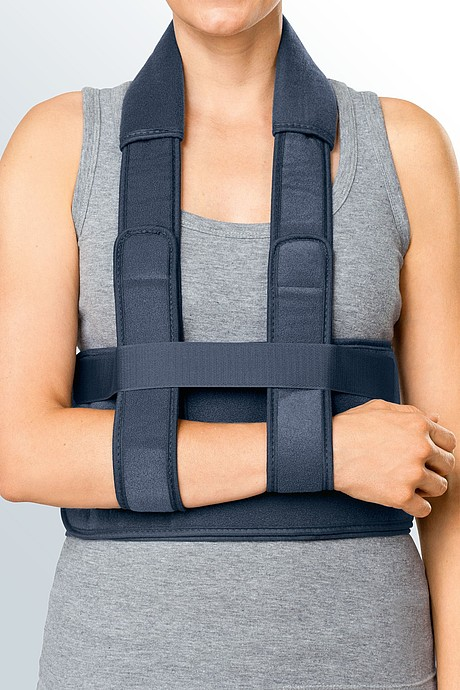 medi Easy sling Shoulder orthosis for immobilisation fixed