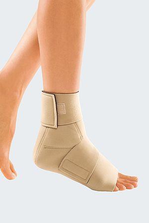 circaid juxtafit premium ankle foot wrap wound care