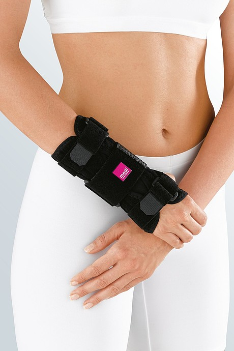 Manumed wrist orthosis black
